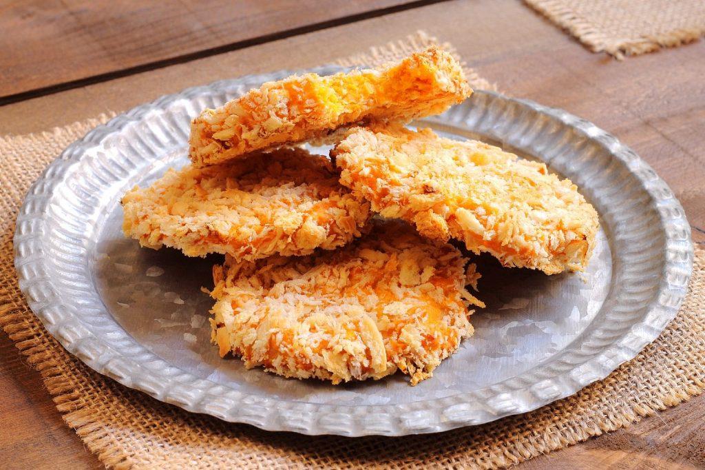 sweet potato patties